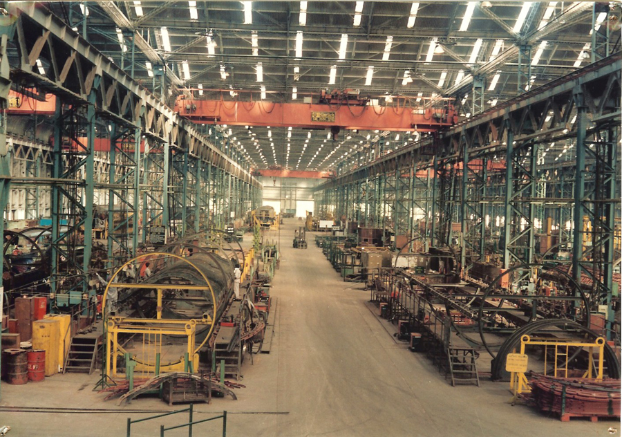 Image result for In which city is Indian Railways-Rail Coach Factory located?